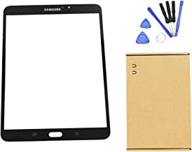UoUo For Samsung Galaxy Tab S2 9.7 SM-T810 Front Outer Screen Glass Lens Parts Tools Black