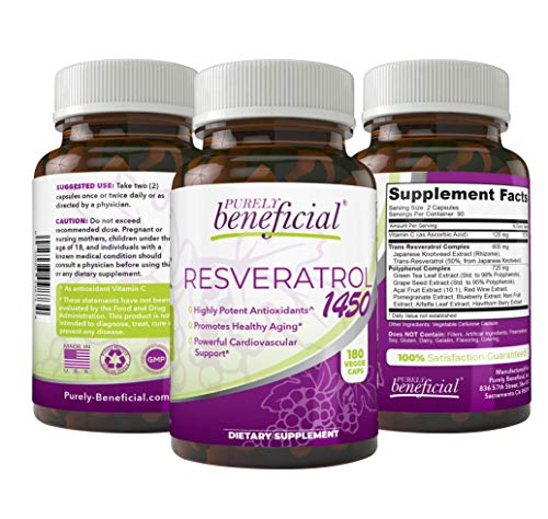 Purely Beneficial Resveratrol