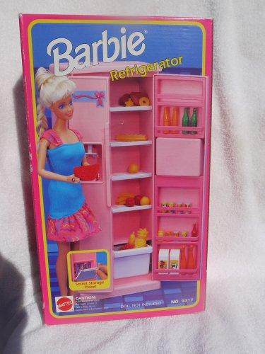Barbie Refrigerador