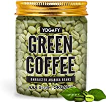 YOGAFY- Green Coffee Beans Variation