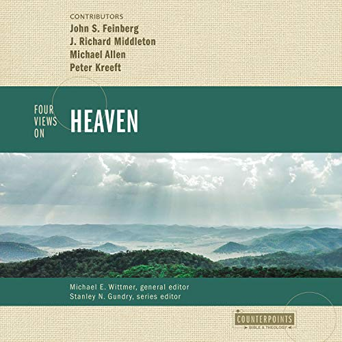 Four Views on Heaven  By  cover art