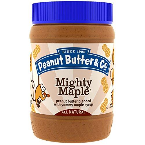 Peanut Butter & Co. - ピーナッツバター (ピーナッツバター&カンパニー) (メープル) [並行輸入品]