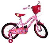 Hello Kitty - Bicicleta de 16'' (Amijoc Toys 6628)