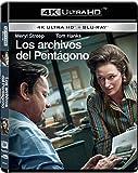 Los Archivos Del Pentagono..Bluray + Uhd 4k [Blu-ray]...