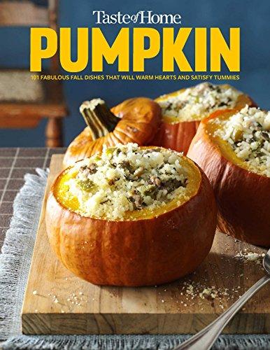 Taste of Home Pumpkin Mini Binder: 101 Delicious Dishes that Celebrate Fall's Favorite Flavor (TOH Mini Binder)