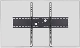 Monoprice Stable Series Extra Wide Tilt TV Wall Mount Bracket for TVs 60in to 100in Max Weight 220 lbs VESA Patterns Up to 1000x800 Works with Concrete & Brick UL Certified