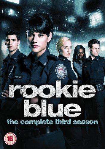 Rookie Blue Season 3 [DVD] [Reino Unido]