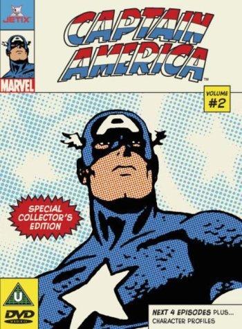 Captain America Vol.2 [Edizione: Regno Unito] [Edizione: Regno Unito]