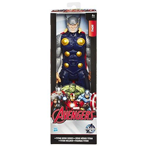 Hasbro B1670ES0 - Avengers Titan Hero Thor