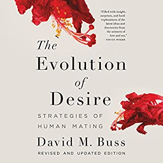The Evolution of Desire audiobook cover art