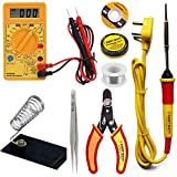 Best Soldering Irons - araMarket 8 IN 1 Solder Iron kit, Electric Review