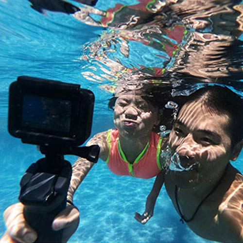 GoPro HERO6 Black + Extra Battery + PNY Elite-X 32GB microSDHC Card - E-Commerce Packaging - Waterproof Digital Action Camera with Touch Screen 4K HD Video 12MP Photos Live Streaming Stabilization