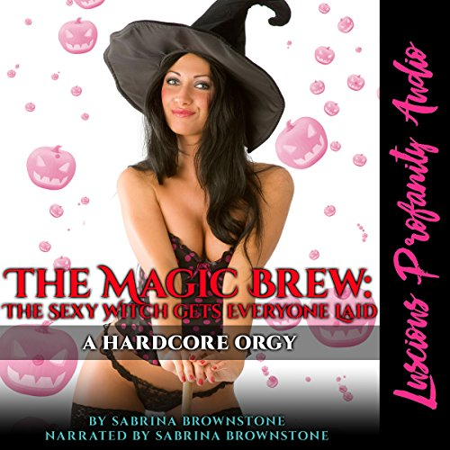 The Magic Brew audiobook cover art