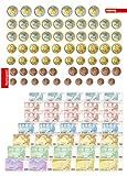 Einstern - Kartonbeilagen zu allen Ausgaben: Band 3 - Rechengeld: Kartonbeilagen. 10 Stück im Beutel