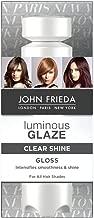 John Frieda Luminous Glaze Clear Shine Gloss 6.5 oz (Pack of 4)