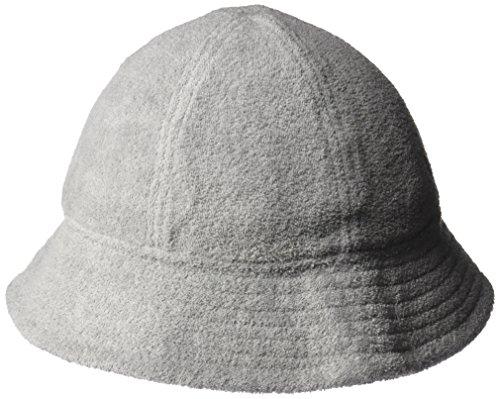 DECKY Terry Bucket Hats, Grey