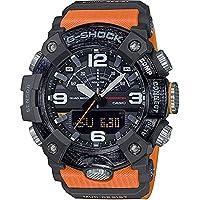 Casio G-Shock Mudmaster Orange Ana-Digi Men's Watch (Orange)