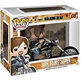 Funko Pop Rioes : The Walking Dead - Daryl Dixons Chopper 4inch Vinyl Gift for Zombies Television Fa...
