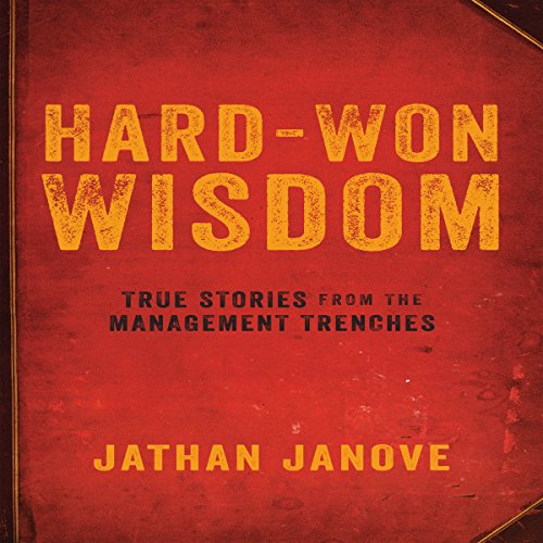 Hard-Won Wisdom audiobook cover art