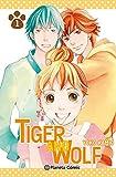 Tiger and Wolf nº 01/06 (Manga Shojo)