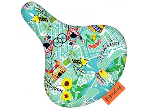 Satteldecke BIKECAP Get Lost Amsterdam