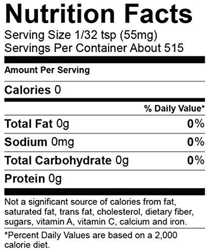 Trim Healthy Mama Pure Stevia 1 oz (28 grams) Pkg