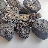 Colección Acuario Natural Peces Tanque Filtro Medios Volcánico Roca Bola Bio Bio Filtro Filtro DE Agua Clear Decoración de árboles Piedra Filtro (Color : 50g, Size : 1-5cm)