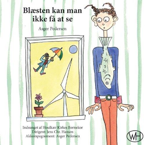 Asger Pedersen: Blæsten kan man ikke få at se (CD). Für Klavier & Gesang