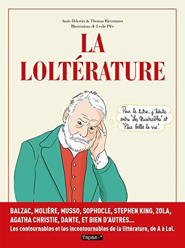 La Loltérature (Tapas Guides)