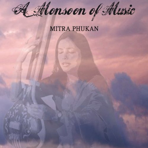 A Monsoon of Music audiobook cover art