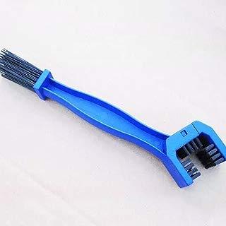 Alivier - Cepillo de Limpieza para Bicicleta de montaña Azul Azul