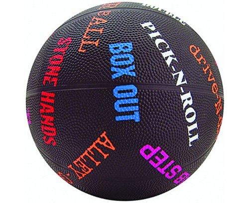 Baden Attitude Baloncesto, Talla 6, Color Negro