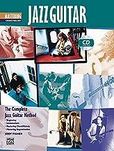 Mastering Jazz Guitar Chord/Melody Book/CD