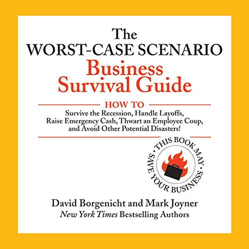 The Worst-Case Scenario Business Survival Guide  Audiolibri