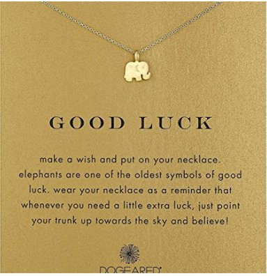 Li-an-ca 2018 neue Halskette Pullover Kette Schlüsselbein Kette Elephant Alloy Clavicle kurze Kette * 1