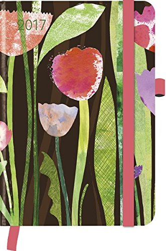 GreenLine Diary Maria Carluccio 2017: Buchkalender - Wochenkalender