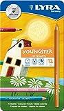 LYRA Youngster Set de 12 lápices de colores variados
