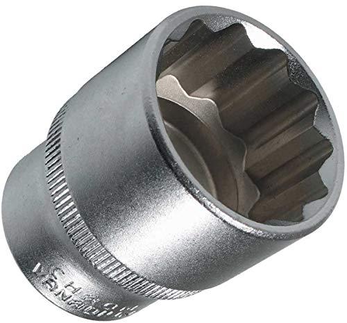 Universal Ölfilter Einsatz Steckschlüssel Stecknuss Nuss 36 mm Schlüsselweite und 1/2