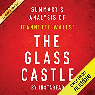 The Glass Castle, a Memoir by Jeannette Walls: Summary & Analysis audiobook cover art