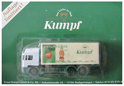 Unbekannt Kumpf Fruchtsäfte Nr.02 - Naturkunde, aus Liebe zum Saft - Man F2000 - LKW Oldie