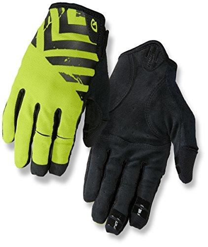 Giro DND Fahrrad Handschuhe lang gelb/schwarz 2018: Größe: XXL (11)