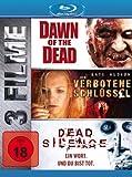 Der verbotene Schlüssel/Dawn of the Dead/Dead Silence [Blu-ray]
