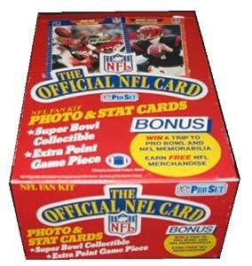 1989 Pro Set Series 1 Football