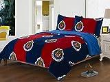Chivas De Guadalajara 3pcs Sherpa Set Queen Size, Blanket Set with 2 Pillow Shams
