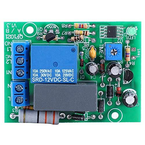 Zeitschaltuhr Wechselstrom 220 V, Zeitschaltuhr einstellbar von 0-10s, 0-10min, 0-10min, 0-100min, 0-10h