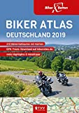 Biker Atlas DEUTSCHLAND 2019 - Bikerbetten - TVV Touristik Verlag GmbH