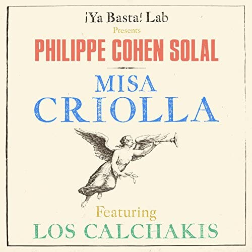 Philippe Cohen Solal feat. Los Calchakis
