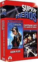 Capitaine Sky ; Aeon Flux