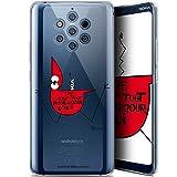 Caseink Coque pour Nokia 9 PureView (6) [Licence Officielle Collector Les Shadoks® Design C'est...