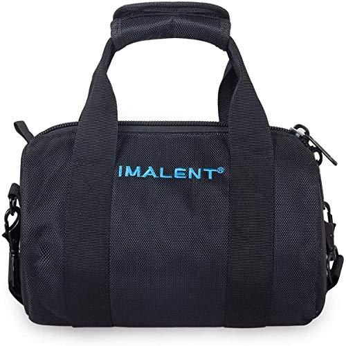 IMALENT - Bolsa táctica exterior para uso exterior, impermeable, para MS12 DX80,...